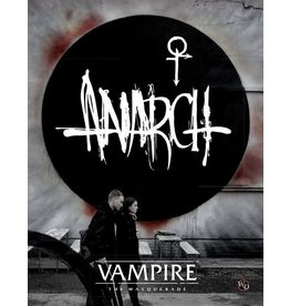 Modiphius Vampire the Masquerade 5E: Anarch Supplement