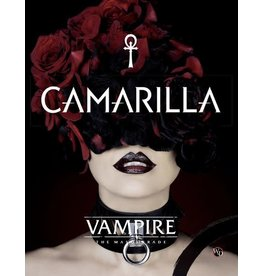 Modiphius Vampire the Masquerade 5E: Camarilla Supplement