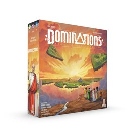 Holy Grail Games Dominations: Road to Civilization