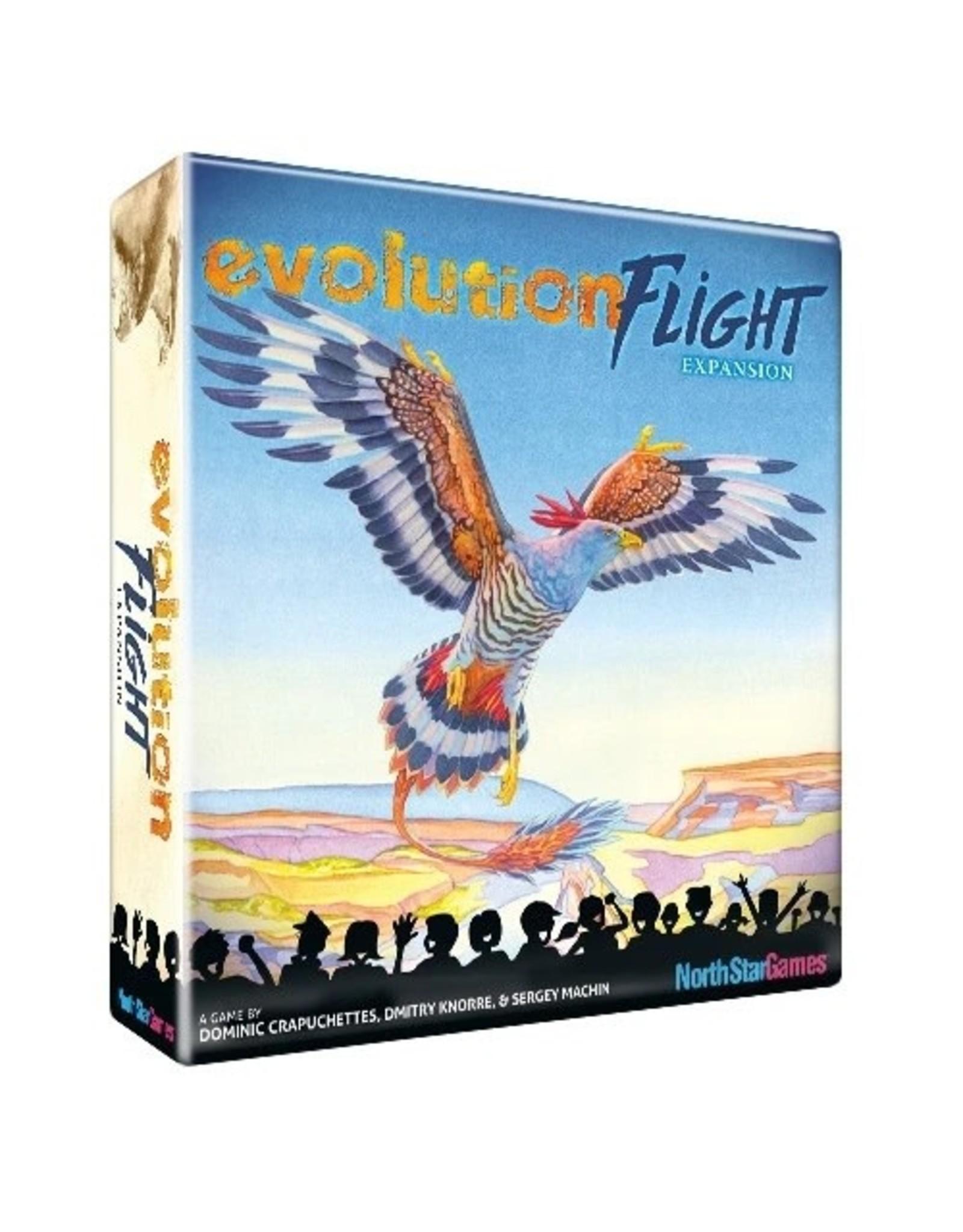 North Star Games Evolution: Flight Expansion