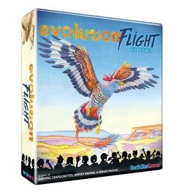 North Star Games Evolution: Flight Expansion