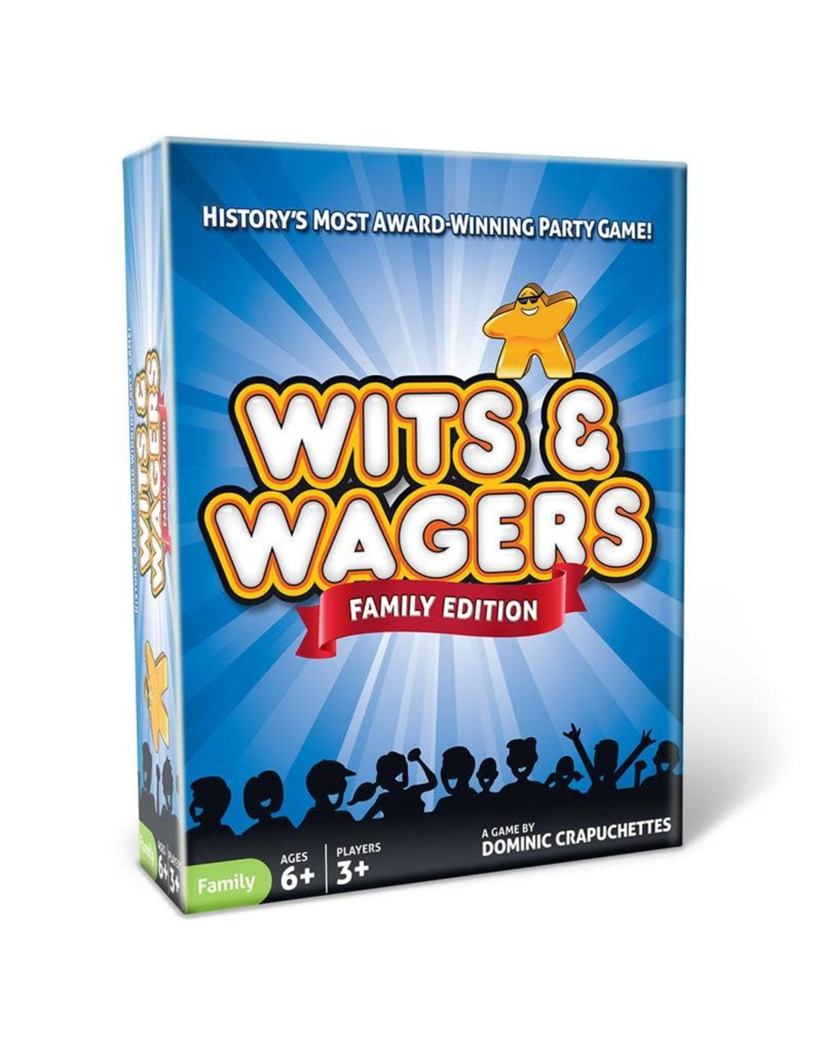 North Star Games Wits & Wagers
