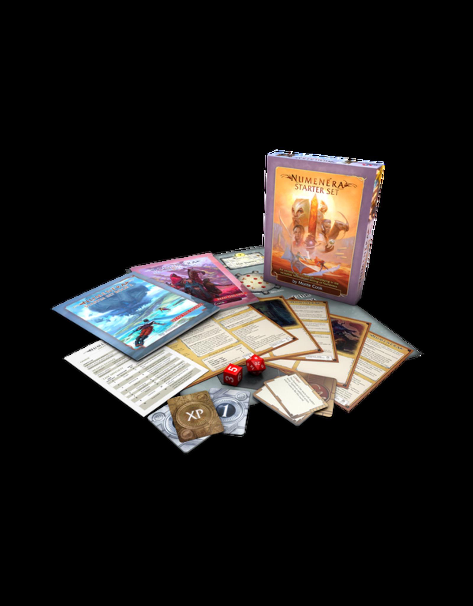 Monte Cook Games Numenera: Starter Set