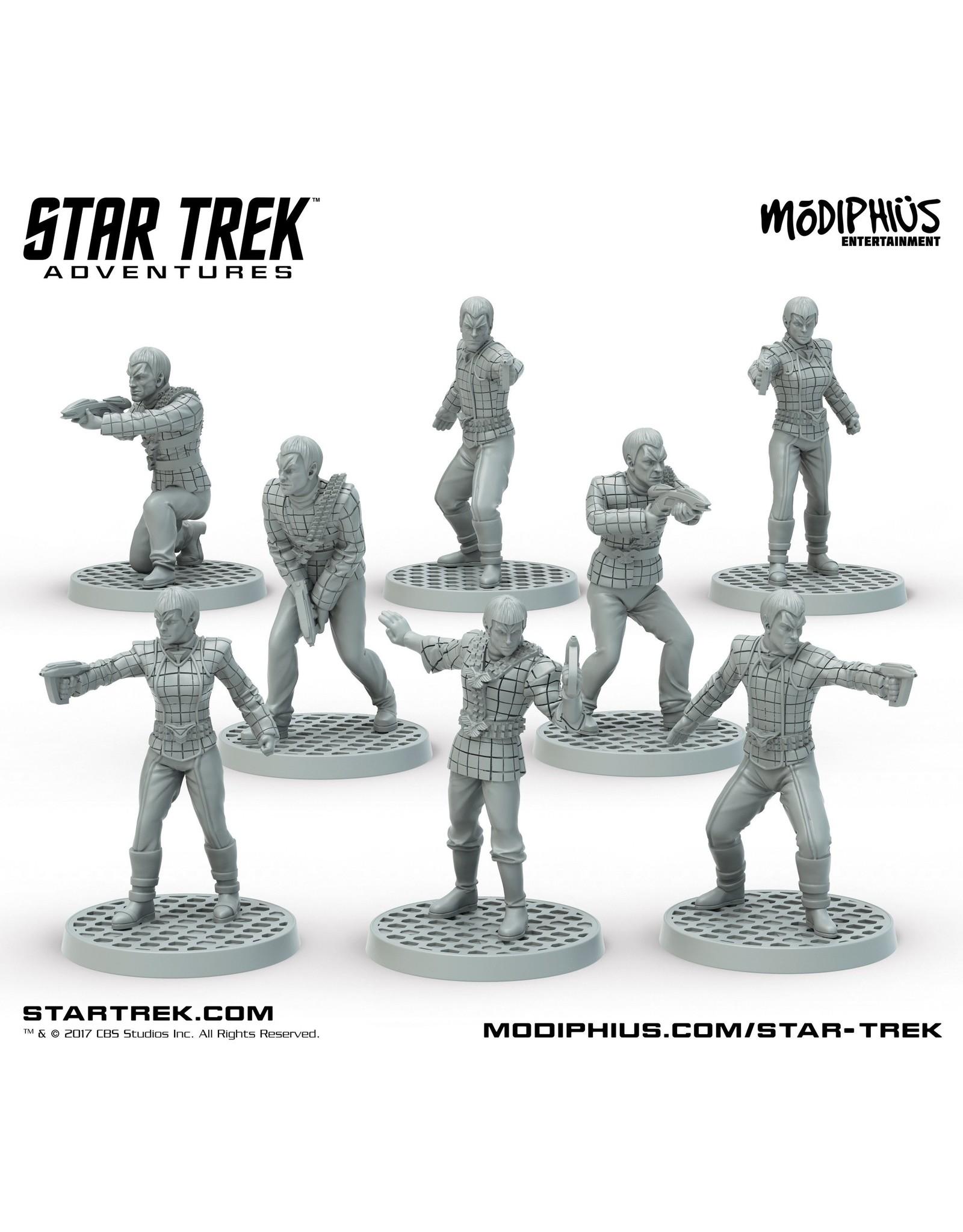 Modiphius Star Trek Adventures: Romulan Strike Team Box Set