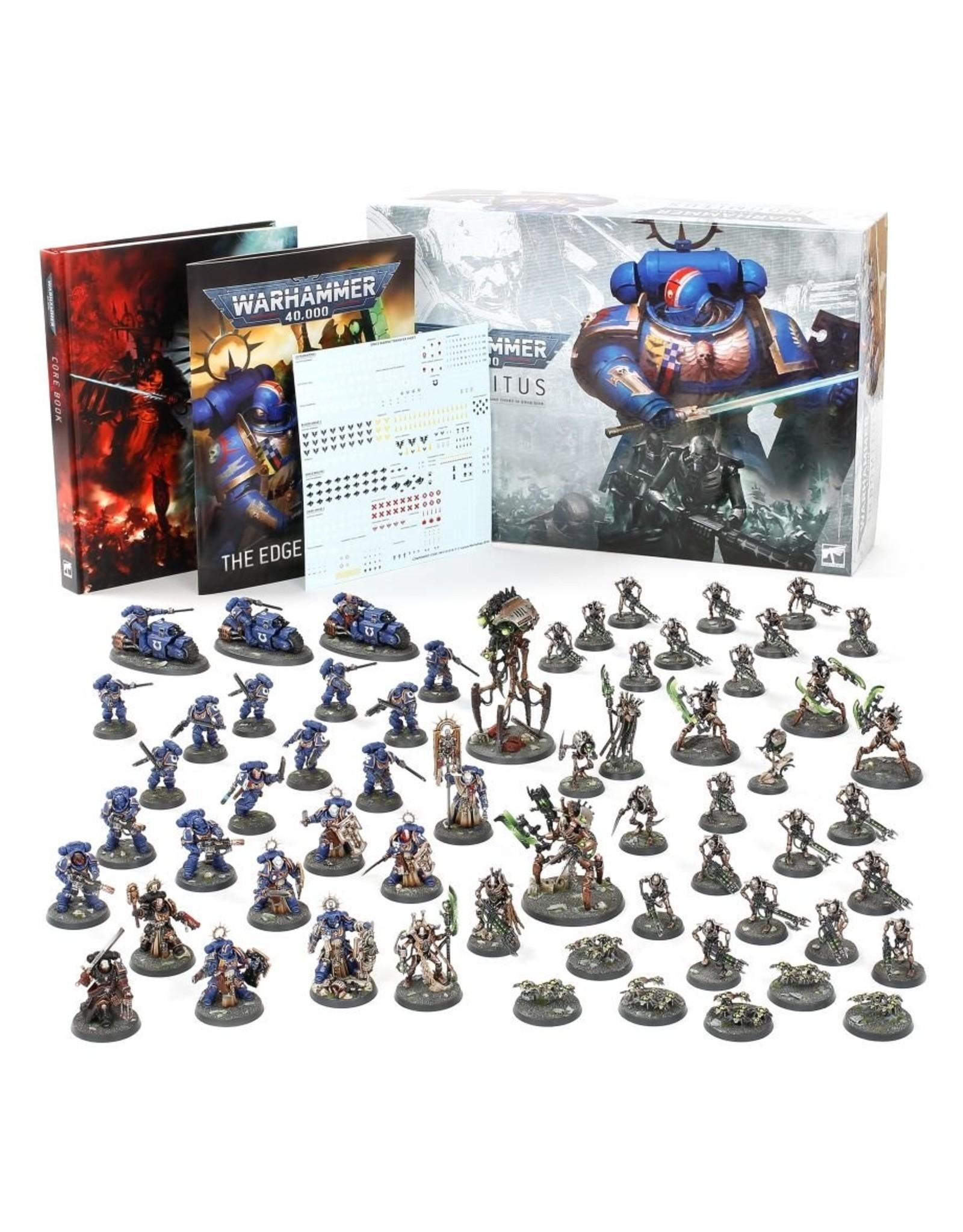 Games Workshop WARHAMMER 40000: Indomitus