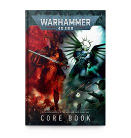 Games Workshop WARHAMMER 40000: CORE BOOK