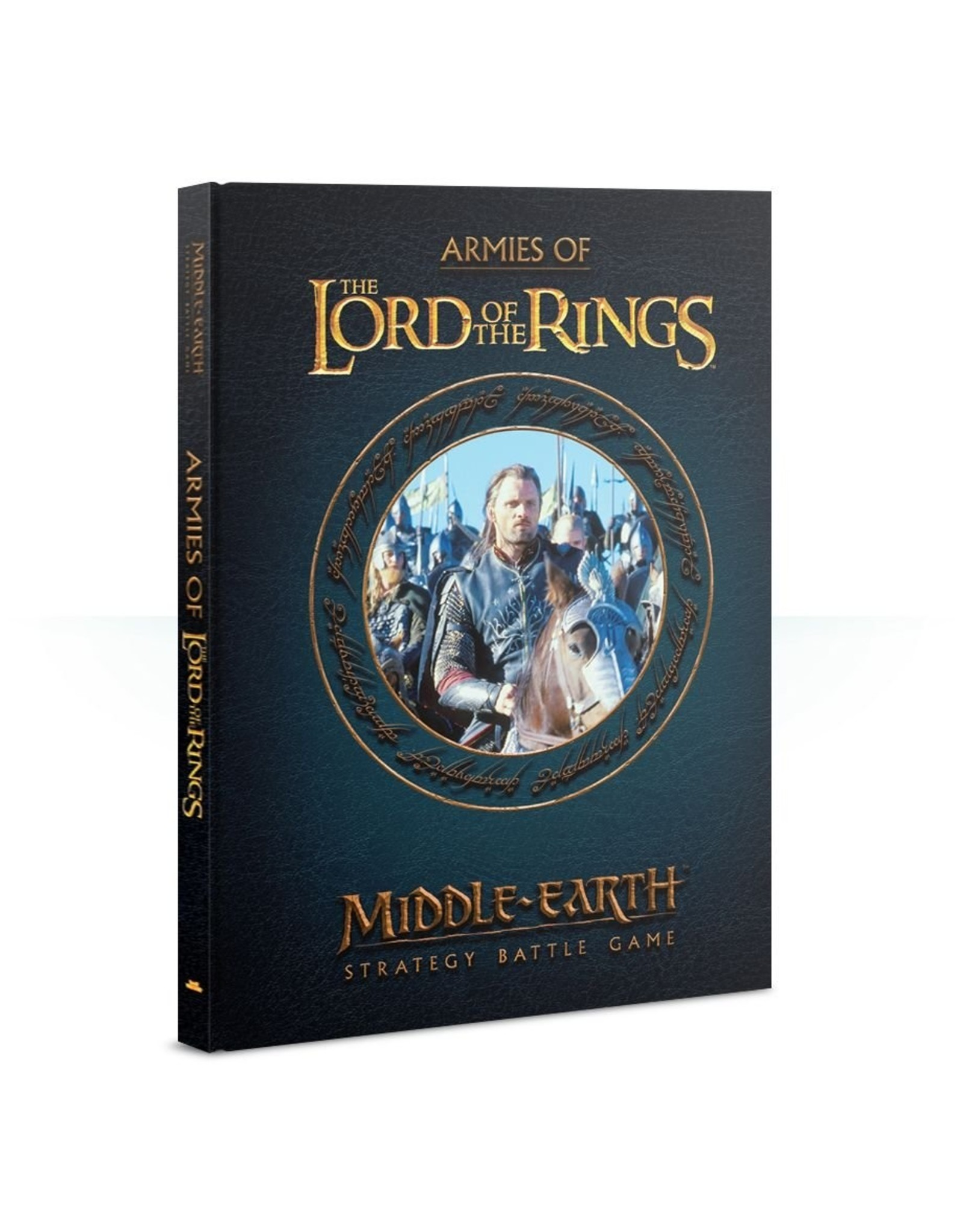 Games Workshop Armies of The Lord of the Rings
