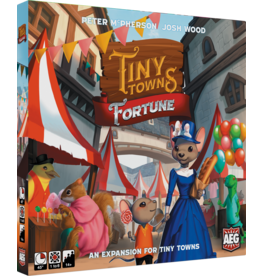 AEG Tiny Towns: Fortune Expansion