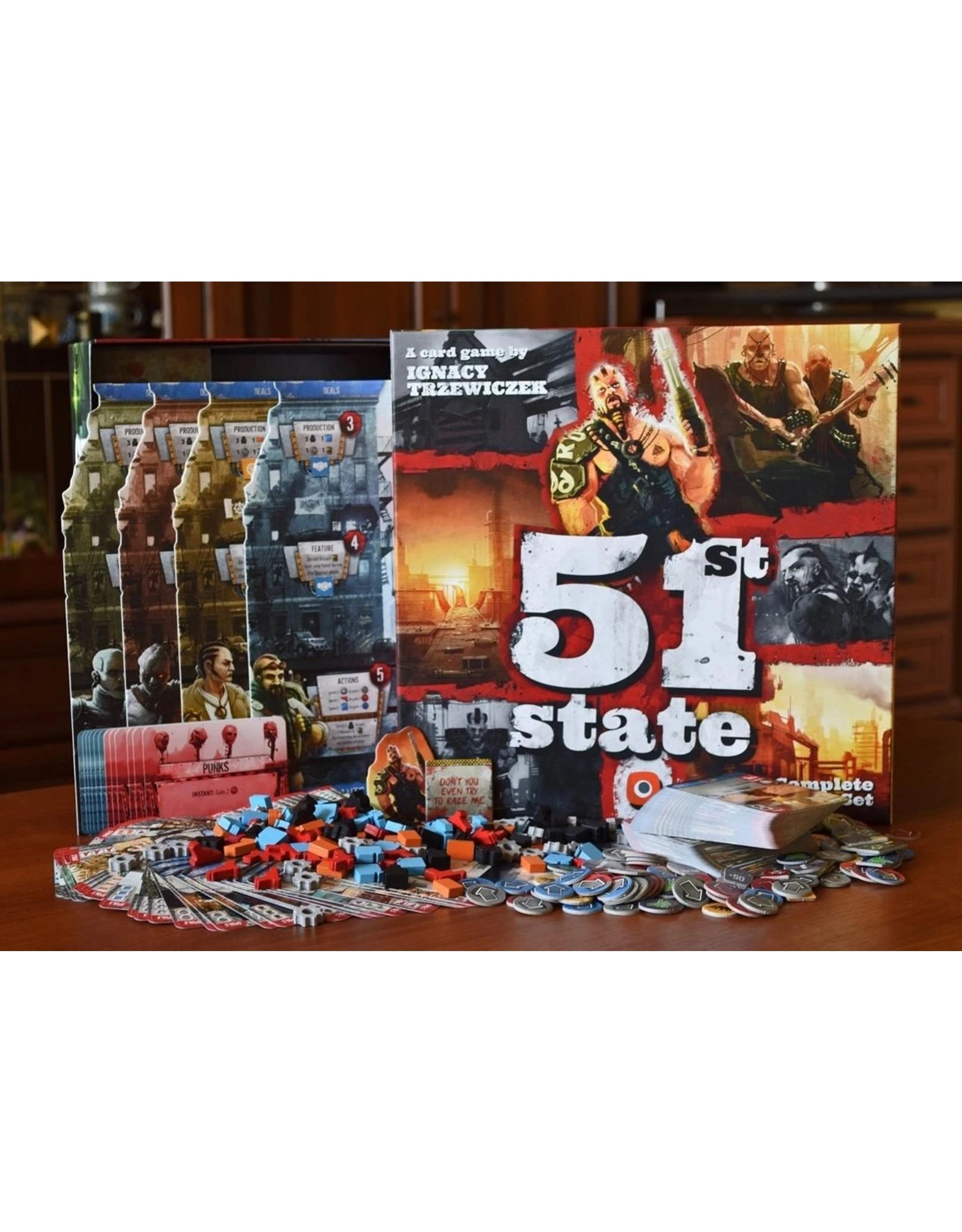 Portal Games 51st State: Complete Master Set