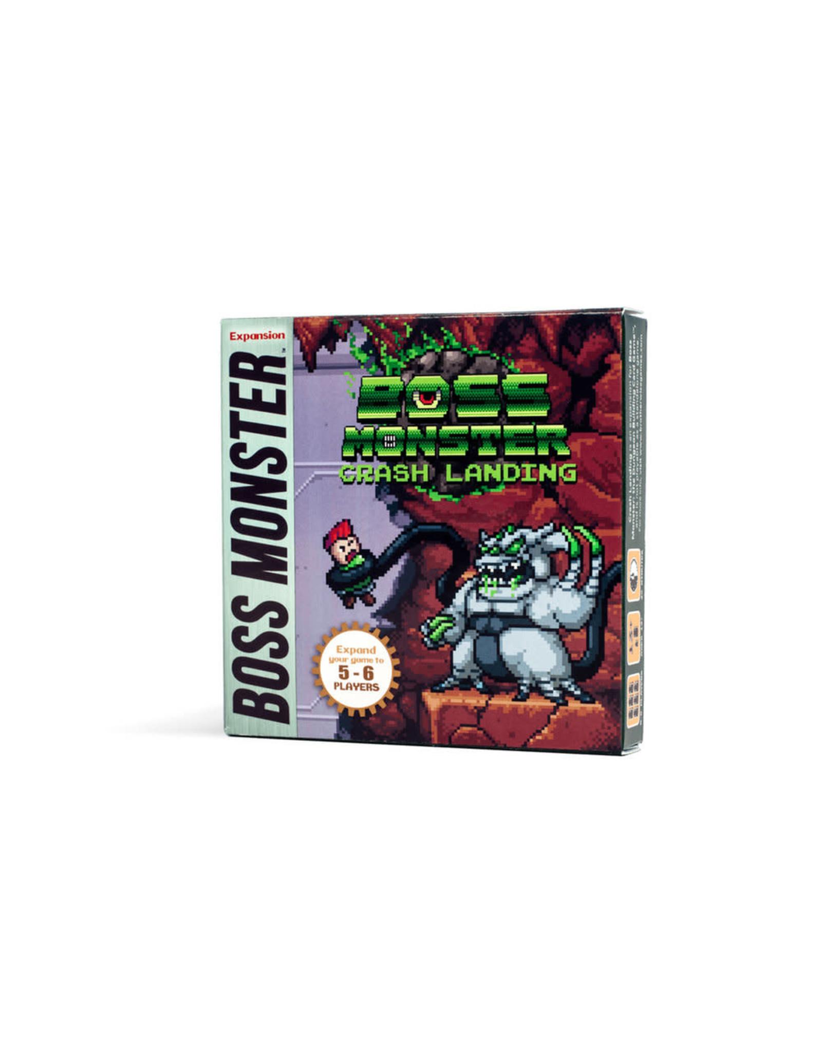 Brotherwise Games Boss Monster: Crash Landing Expansion