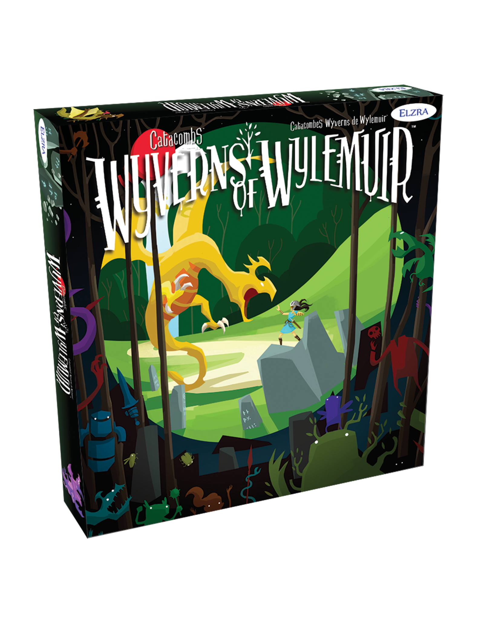 Elzra SALE Catacombs: Wyverns of Wylemuir Expansion