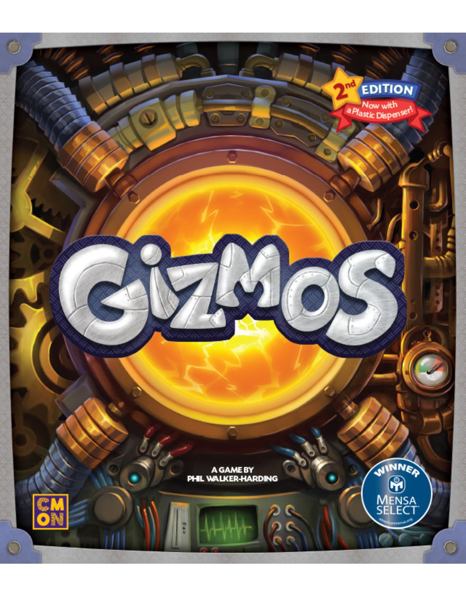 CMON Gizmos (2nd Ed.)