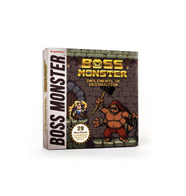 Brotherwise Games Boss Monster: Implements of Destruction Expansion