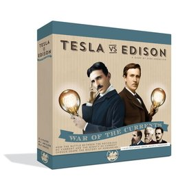 Artana Casual Tesla vs Edison: War of Currents