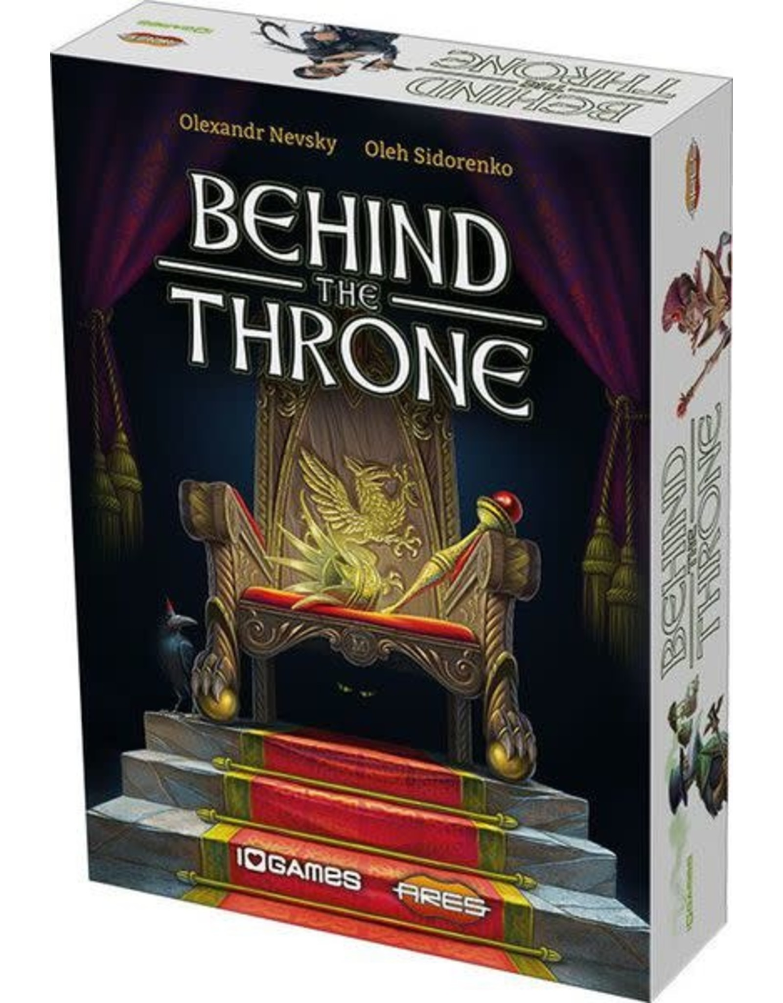 Ares Games SALE - Behind The Throne