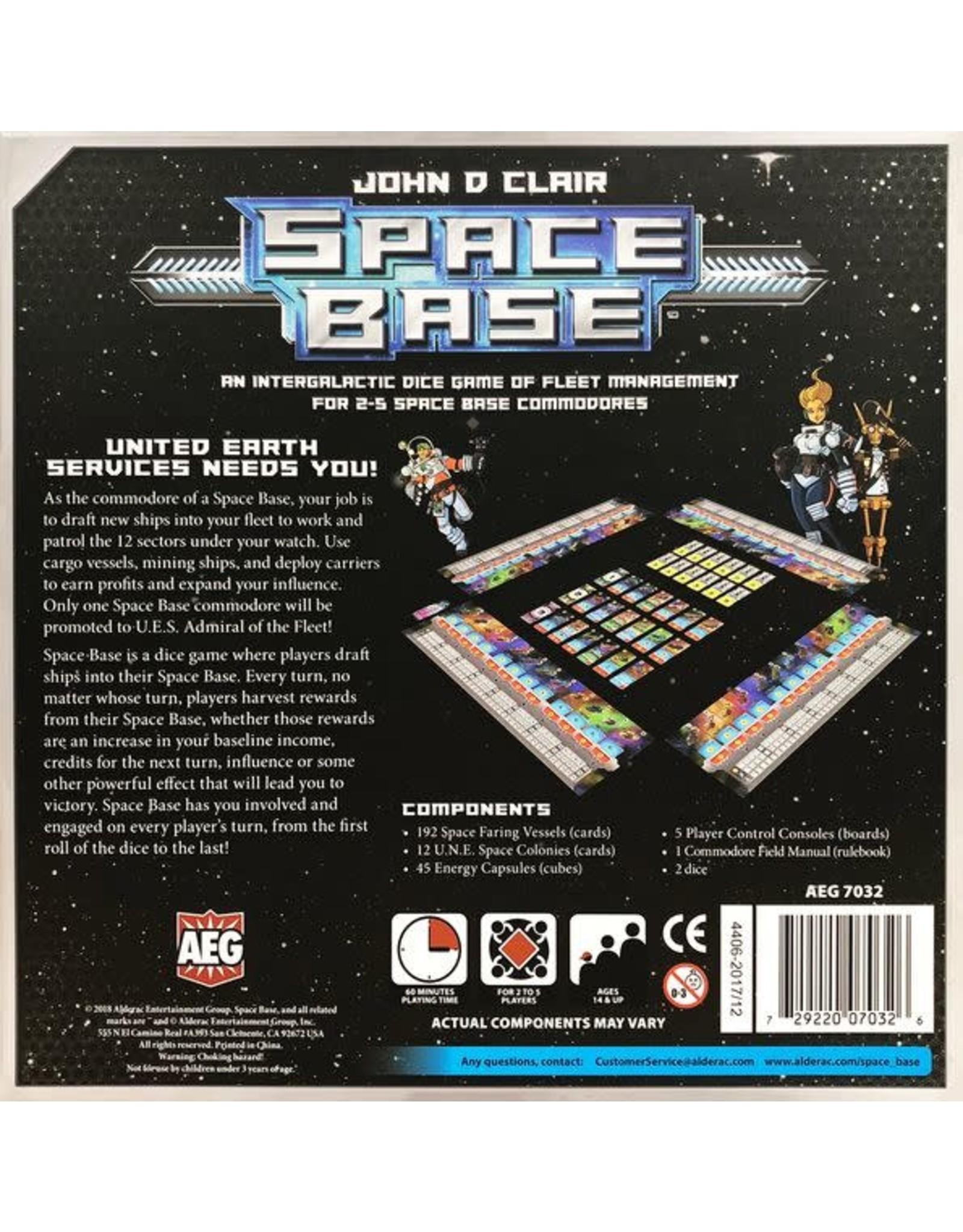 AEG Space Base