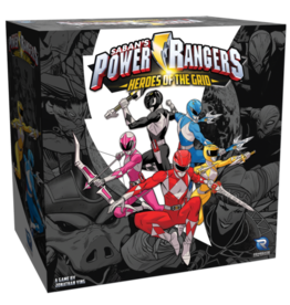 Renegade Game Studios Power Rangers: Heroes of the Grid