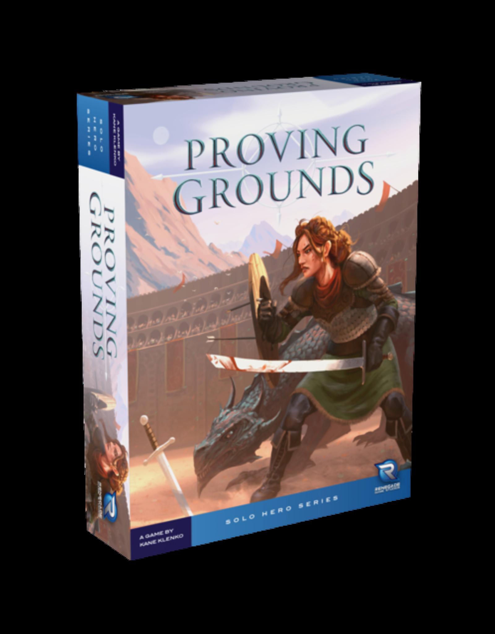 Renegade Game Studios Proving Grounds