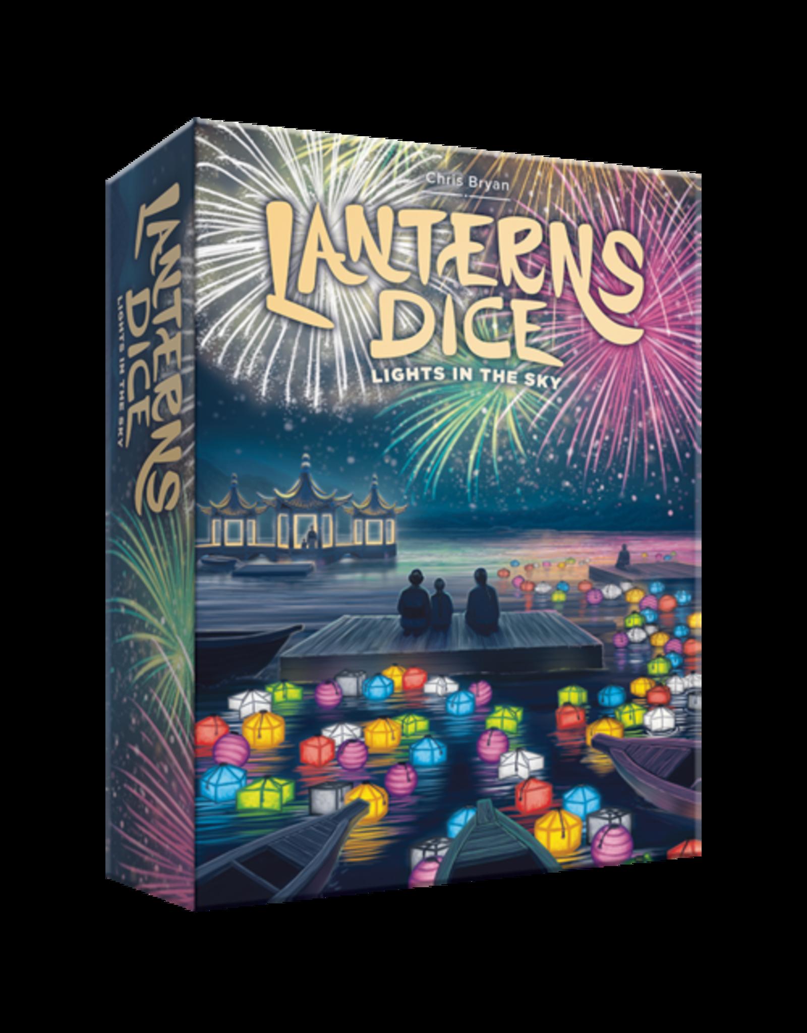 Renegade Game Studios Lanterns Dice: Lights in the Sky