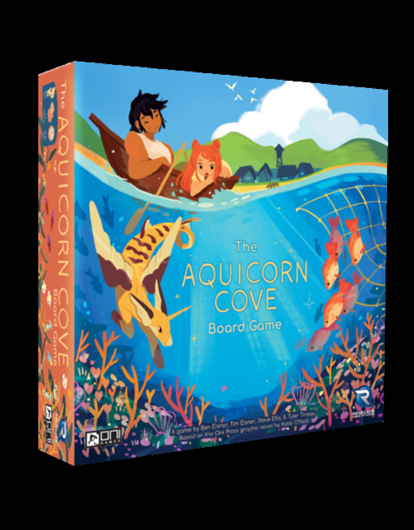 Renegade Game Studios The Aquicorn Cove