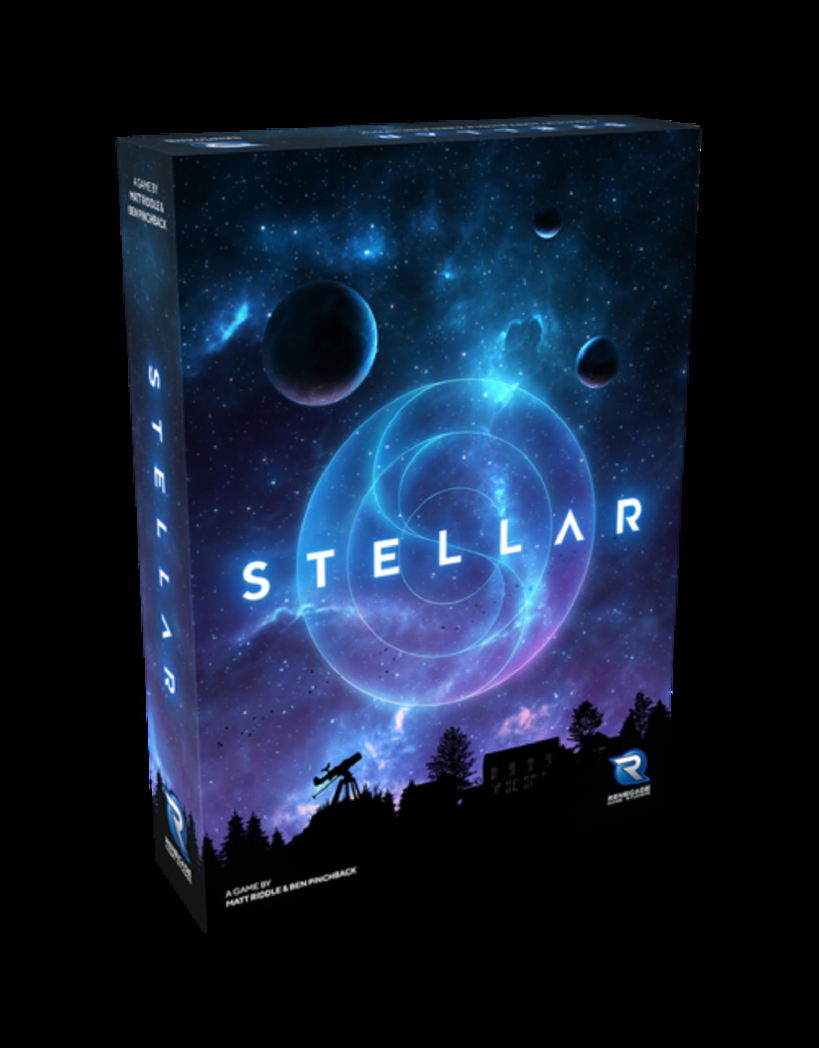 Renegade Game Studios Stellar