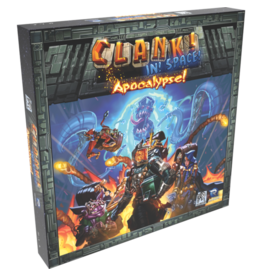 Renegade Game Studios Clank! In! Space! - Apocalypse! Expansion