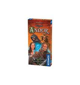 Thames & Kosmos Legends of Andor: New Heroes Expansion