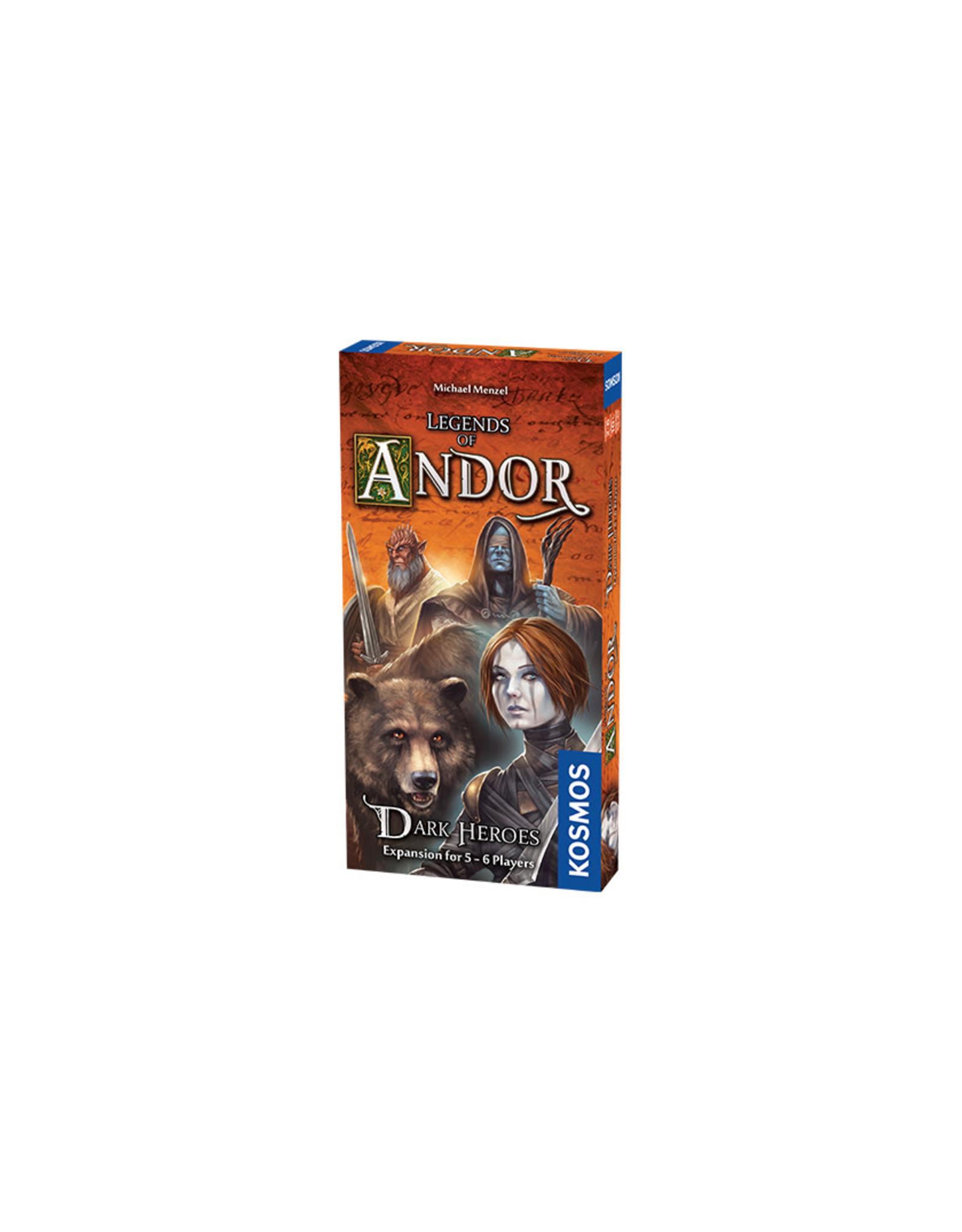 Thames & Kosmos Legends of Andor: Dark Heroes Expansion