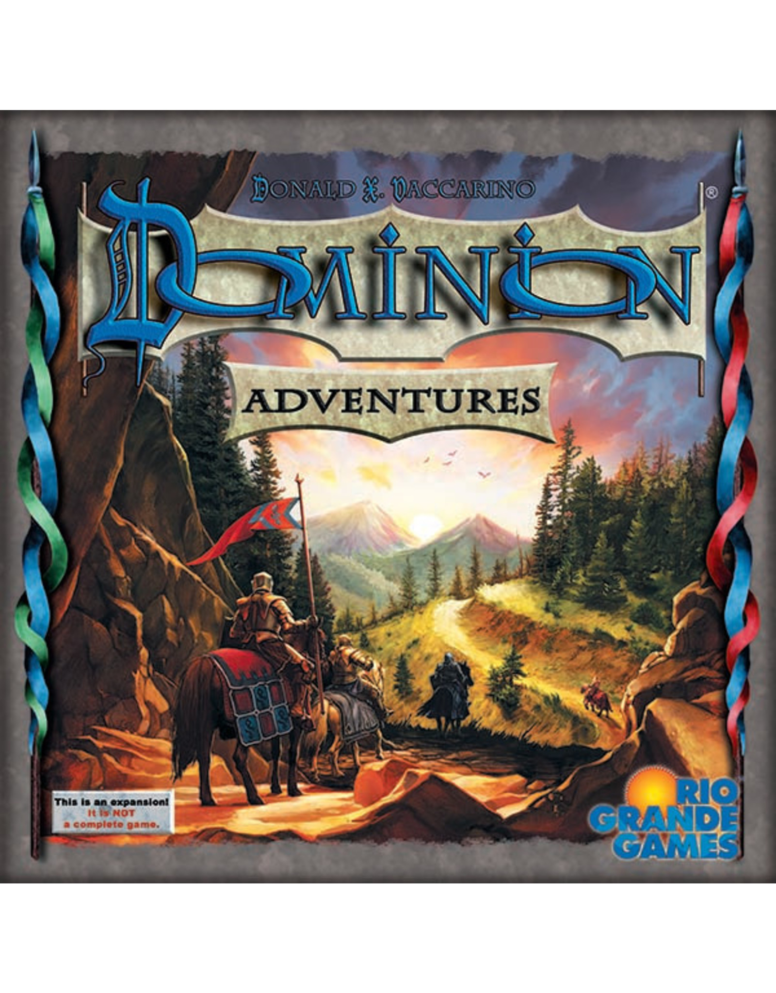 Rio Grande Games Dominion: Adventures Expansion