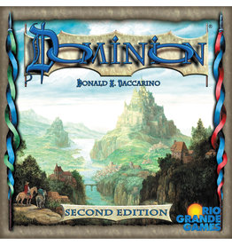 Rio Grande Games Dominion 2nd Ed