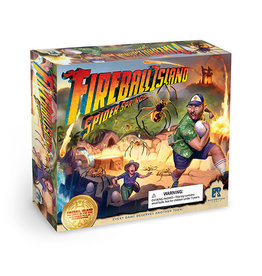 Restoration Games Fireball Island: Spider Springs Expansion