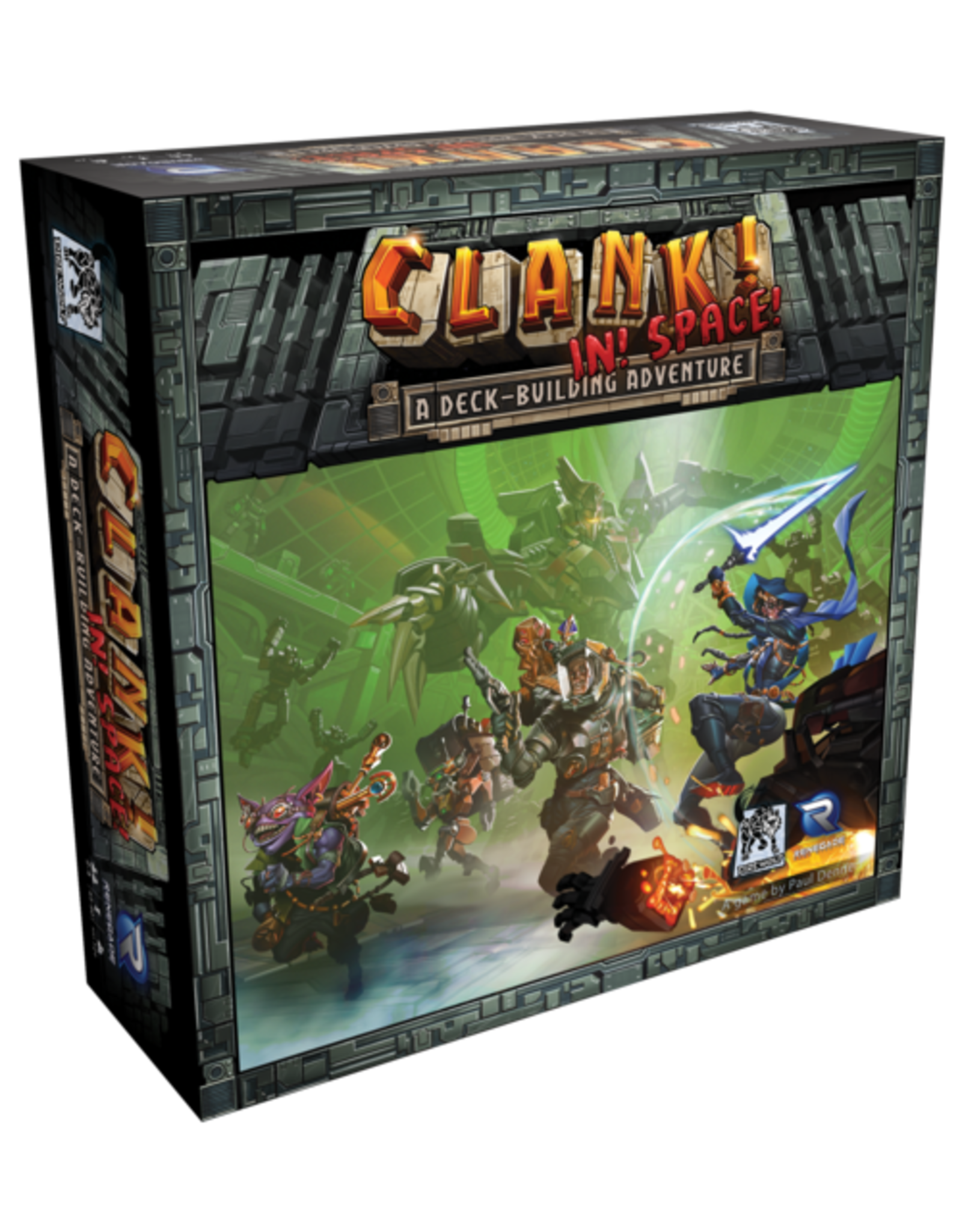 Renegade Game Studios Clank! In Space!