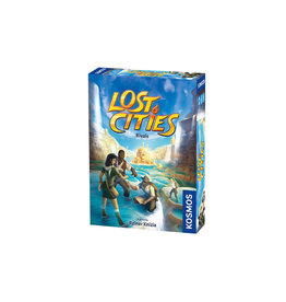 Thames & Kosmos Lost Cities: Rivals