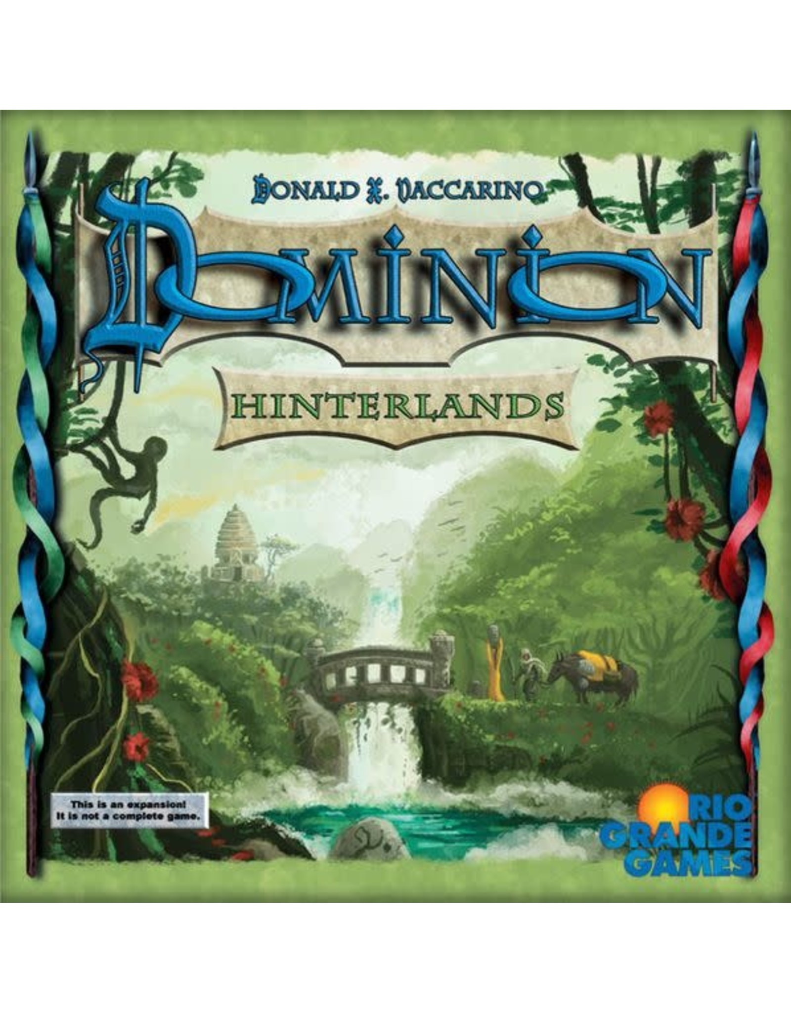 Rio Grande Games Dominion: Hinterlands Expansion