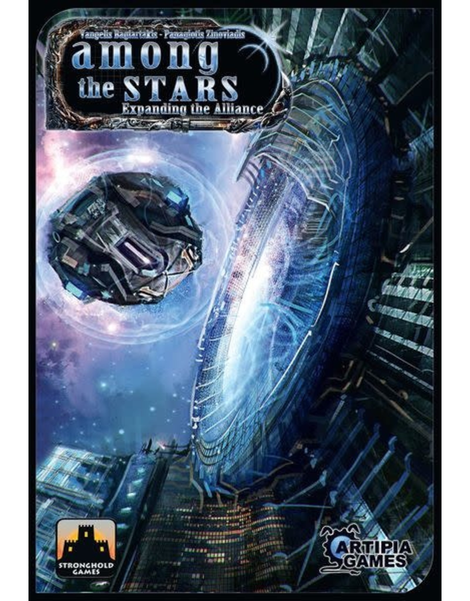 Stronghold Games Among the Stars: Expanding the Alliance Expansion