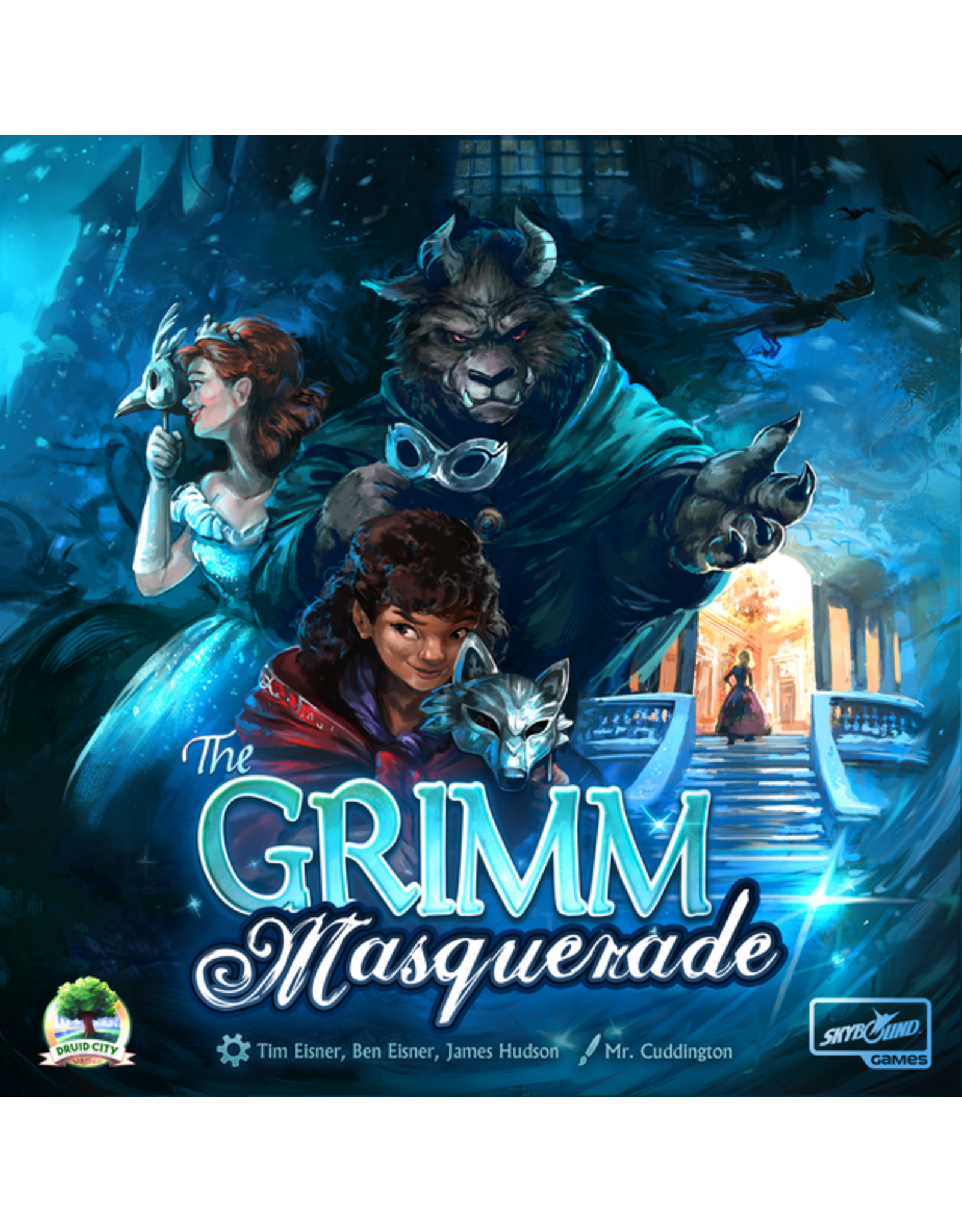 Skybound Games The Grimm Masquerade