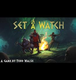 Rock Manor Games Set A Watch