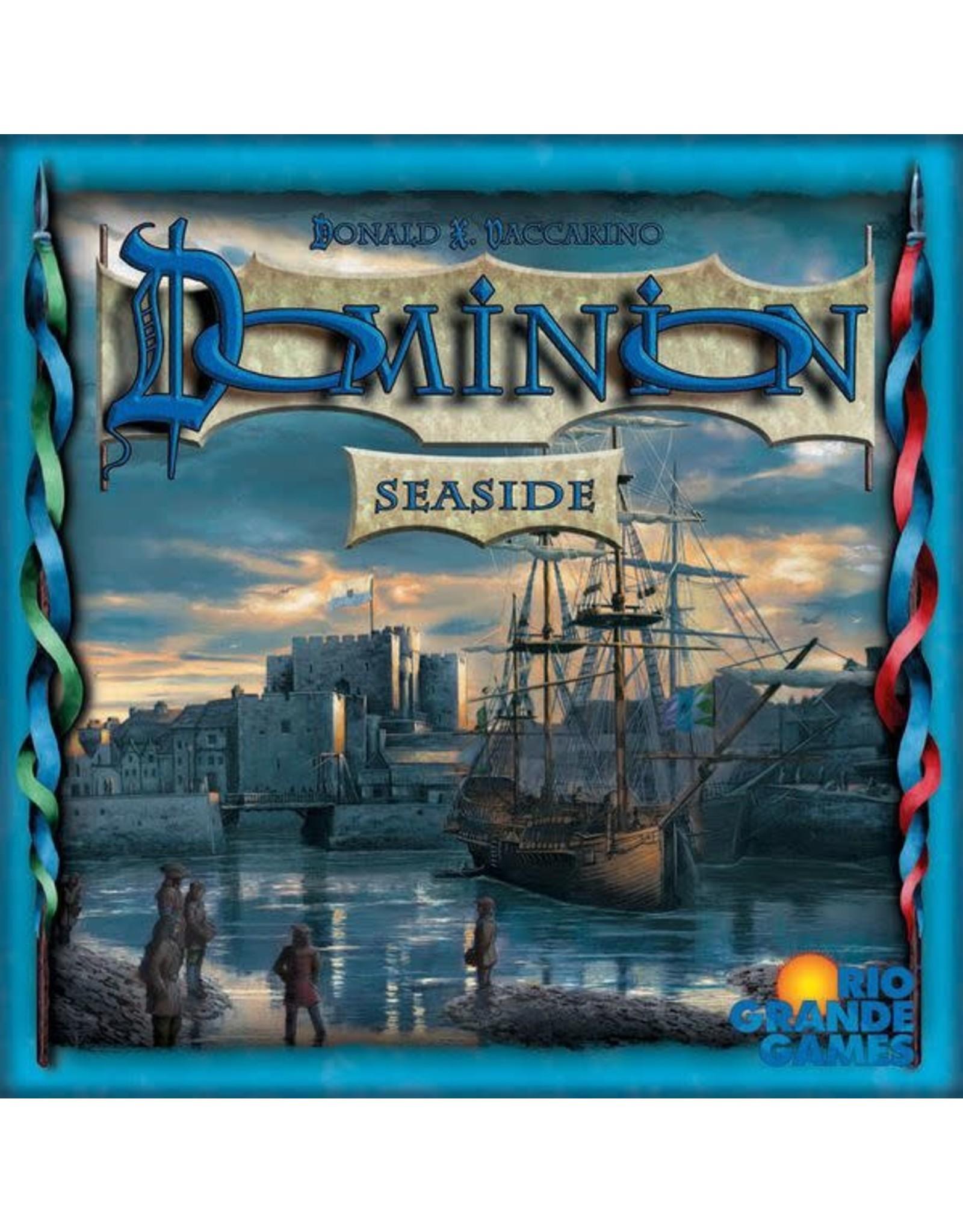 Rio Grande Games Dominion: Seaside Expansion