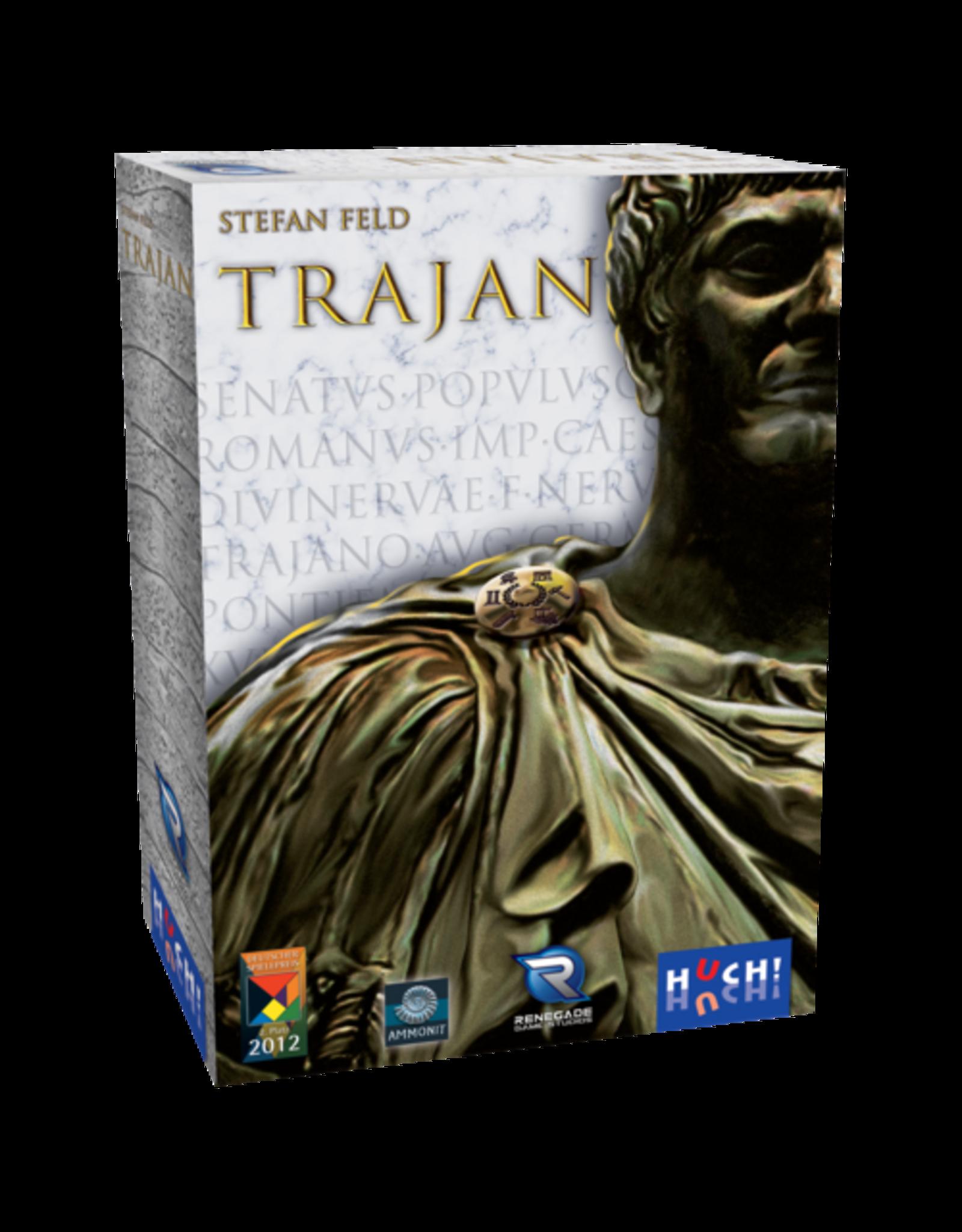 Renegade Game Studios Trajan