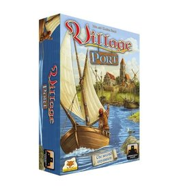 Stronghold Games Village: Port Expansion