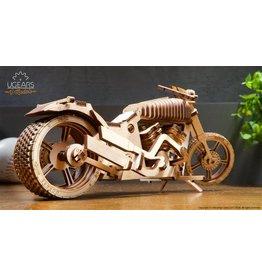 UGears Bike VM-02 Wood Model