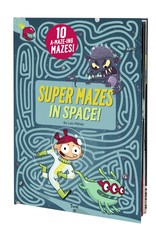 Abrams & Chronicle Super Mazes in Space