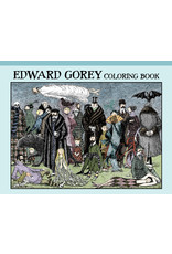 Pomegranate Edward Gorey Coloring Book