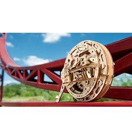 UGears Monowheel Wood Model