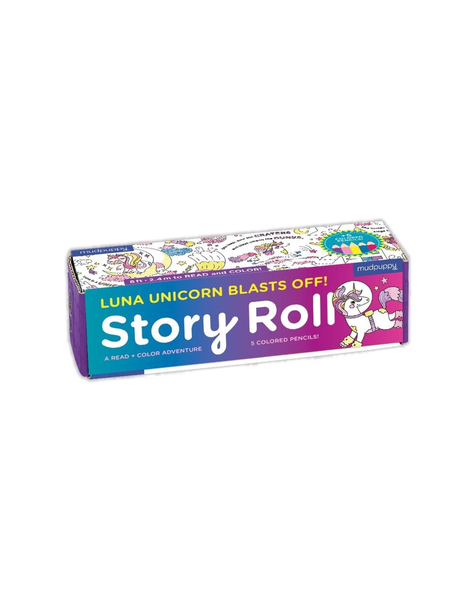 Mudpuppy Story Roll