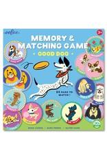 eeBoo Good Dog Memory & Matching Game
