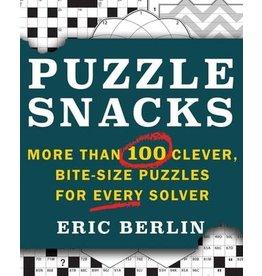 Simon & Schuster Puzzle Snacks