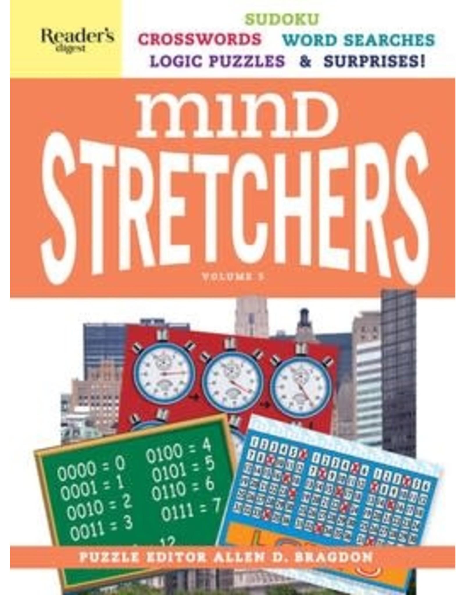Simon & Schuster Reader's Digest Mind Stretchers Vol.5