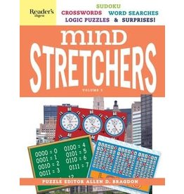 Simon & Schuster Reader's Digest Mind Stretchers Vol.5