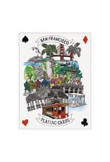 Galison San Francisco Playing Cards